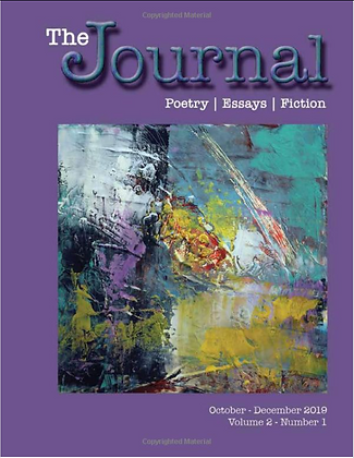 The Journal of the Writers Guild of Virginia - October 2019