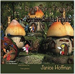 Four Fairy Friends - Spanish Edition (Cuatro Amigas Hadas)