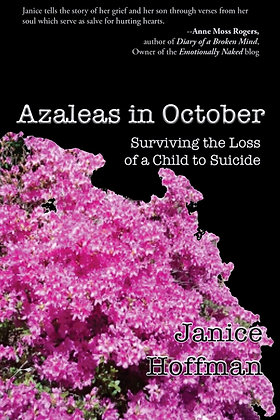 Azaleas in October