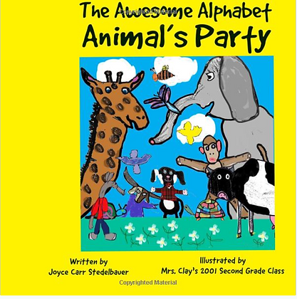 The Awesome Alphabet Animal's Party