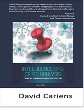 Critical Thinking through Writing: Intelligence and Crime Analysis