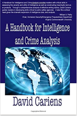 A Handbook for Intelligence and Crime Analysis
