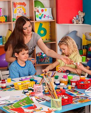 Petite enfance - CAP - ASSOFAC - sanitaire et social