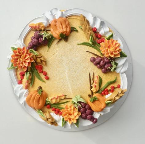 Harvest Pallette - Seasonal Ring Design