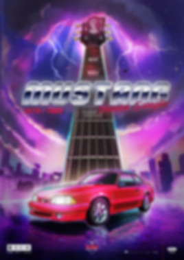 Mustang Rock'n'Roar - Third Generation