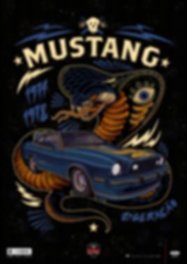 Mustang Rock'n'Roar - Second Generation