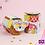 Thumbnail: Arquivo de corte • (Duo) Hexa Alta Shaker IN / EX