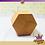 Thumbnail: Arquivo de Corte - Caixa Sextavada Triângulo