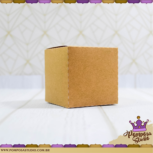 Arquivo de Corte - Caixa Cubo
