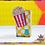 Thumbnail: Arquivo de Corte - Caixa Pipoca