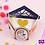 Thumbnail: Arquivo de corte • Caixa Hexa Diamante