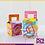 Thumbnail: Arquivo de Corte • Duo Milks Com Alça