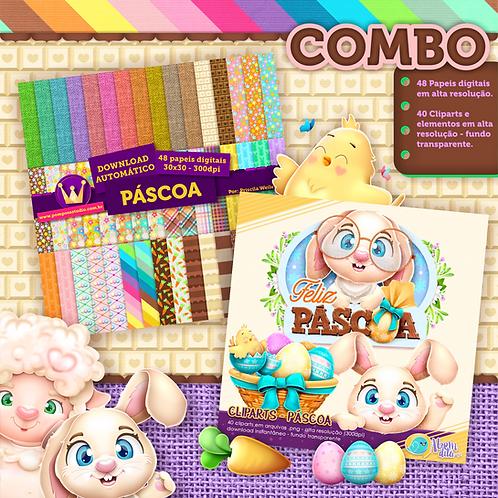 COMBO Páscoa | Pomposa + A Bem Dita