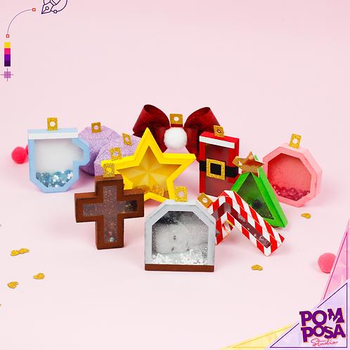 Arquivo de corte • Ornamentos Natalinos