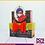 Thumbnail: Arquivo de Corte • Caixa Dupla Luxo Retangular {Com laço}