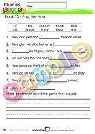 Pass to Hap Quiz