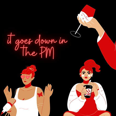 Copy of it goes down in the pm cover art