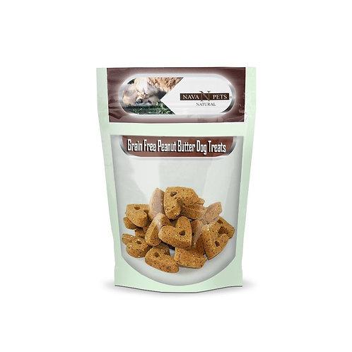Peanut Butter Grain Free Dog Treats