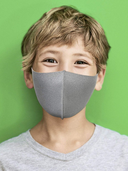 KIDS Anti-Bacterial Face-Mask - (2 Colors) - RTS