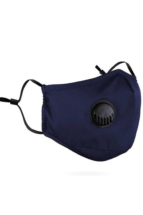PM 2.5 Adult Face Mask W/ Ear Clip