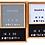 Thumbnail: 12x18 Felt Letter Board|Oak Frame Letterboard