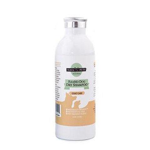 Organic Dog Dry Fleano Shampoo