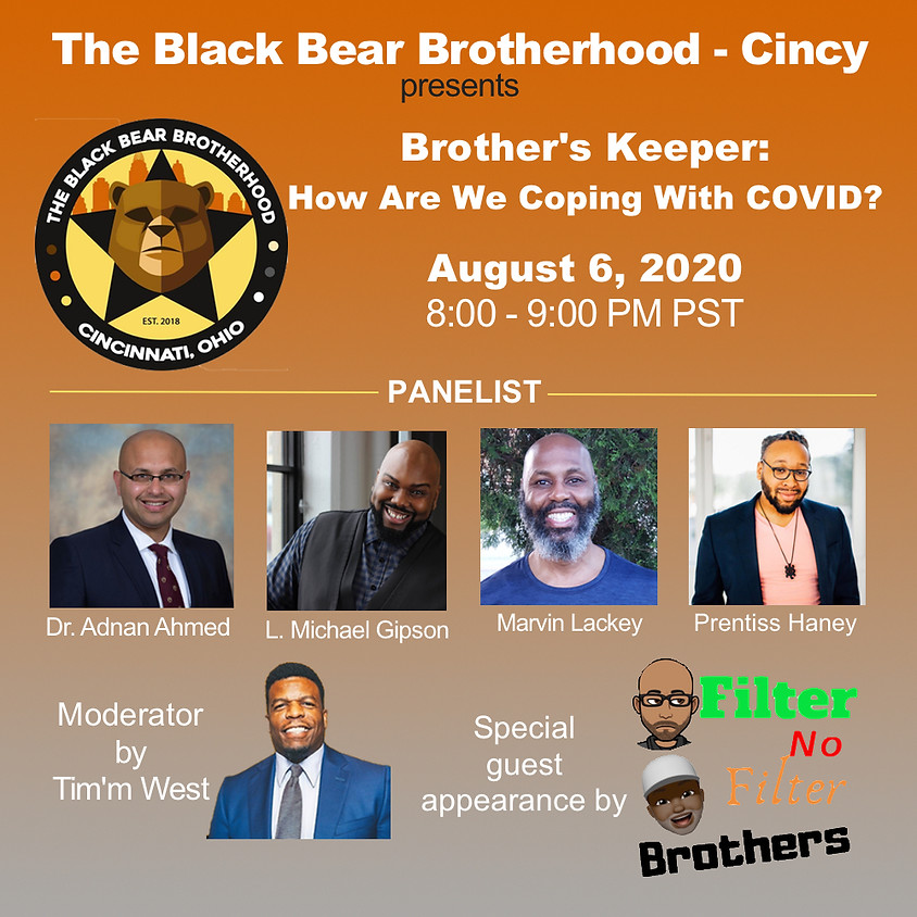 Brother's Keeper: How are We Coping With COVID?