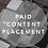 Thumbnail: Paid Content Placement