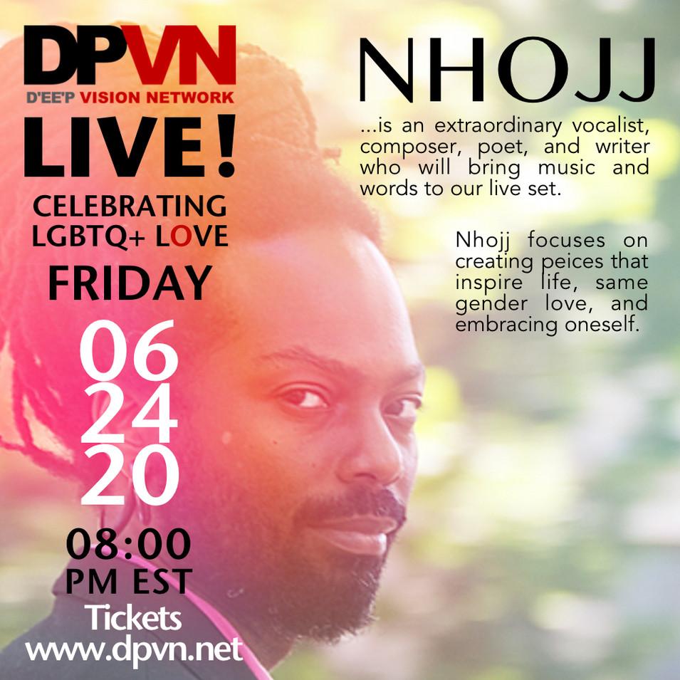 Live: Nhojj