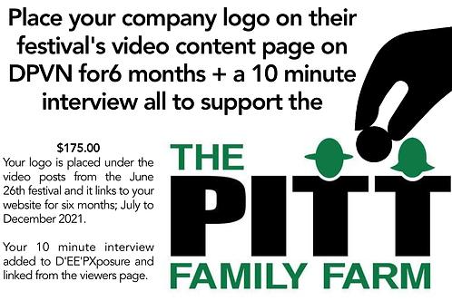 Logo + 10 min. Interview
