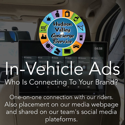 HVCS In Vehicle Ads - General