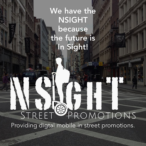 NSight Street Promotions - Hourly