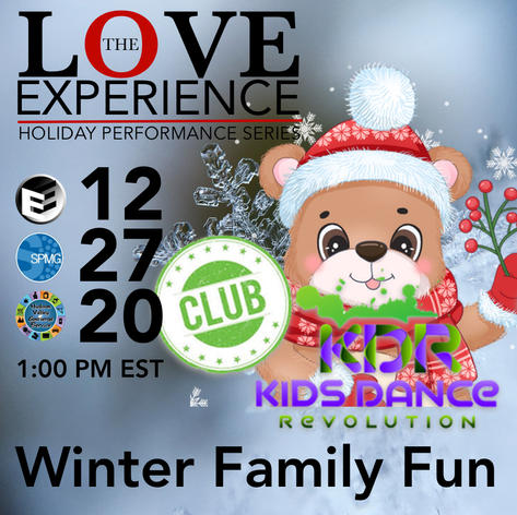 KDR - Winter Dance Party