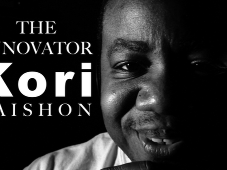 The Innovator, Kori Raishon by Sigrid Channer