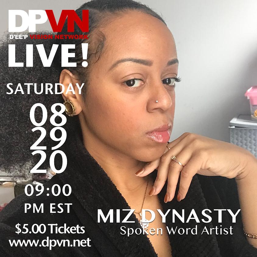 DPVN Live! Featuring Miz. Dynasty