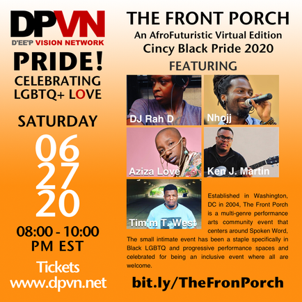 Live: The Front Porch