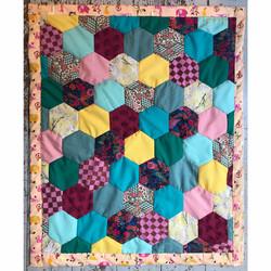 Jacqui's quilt