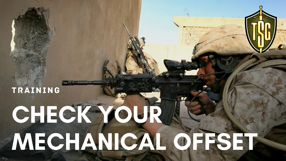 Marine firing prone through loop hole.