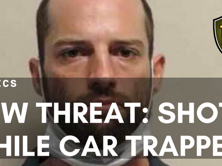 New Threat: Shot While Car Trapped by Mob