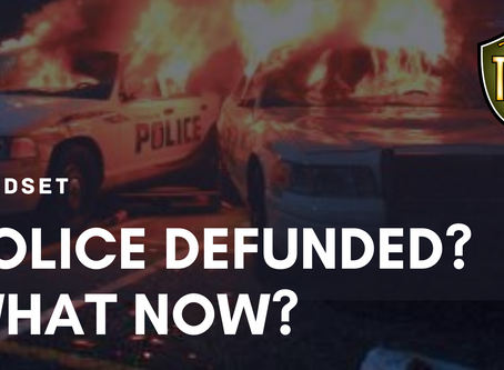 Police Defunded? Now What for Your Family?