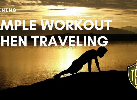 Simple Workout When Traveling