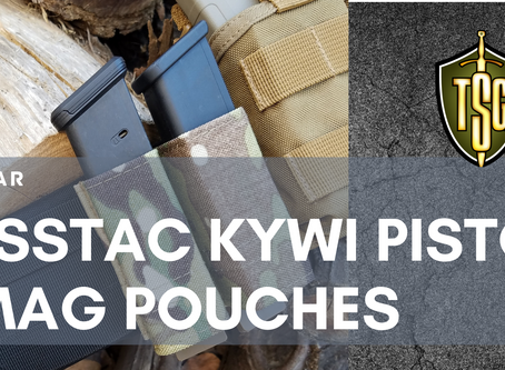 Esstac Kywi Pistol Mag Pouch Preview