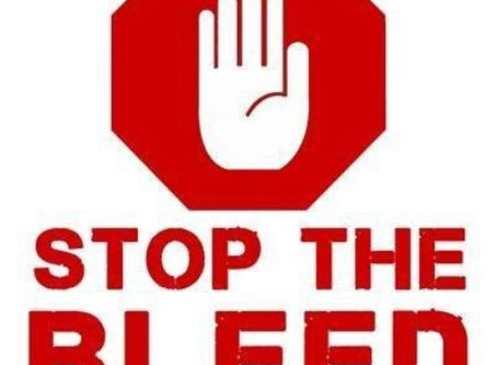 May is National Stop the Bleed Month