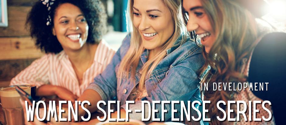 Women's Self-Defense Product in Development