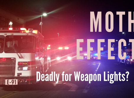 The Moth Effect and Using a Weapon-Mounted Light for Self-Defense