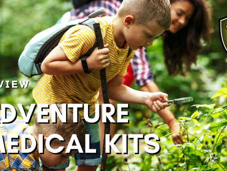 Adventure Medical Kits Mountain Series Backpacker Review