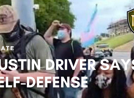 Driver Says Austin Protester Shot in Self-Defense
