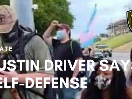 Driver Says Austin Protester Shot in Self-Defense