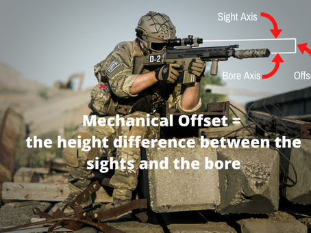 What is Mechanical Offset on My Rifle and Why Does It Matter?