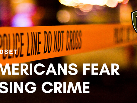 Americans Fear Rising Crime